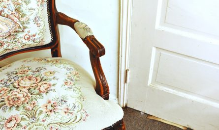 Le classique fauteuil bergère blanc : un intemporel